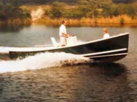 21 Launch from Admiralty Sales and Service